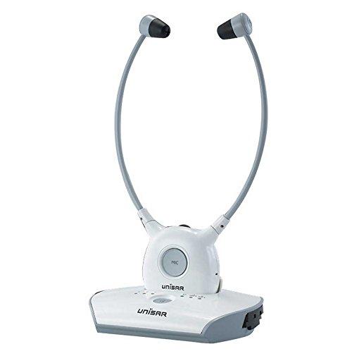 Tv Listener Wireless Amplifier (Atlantic Horizon-WIRELESS TV AUDIO LISTENER/HEARING AID)