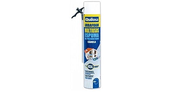 Quilosa T041525 Orbafoam O2-M1 Cánula: Amazon.es: Bricolaje y herramientas