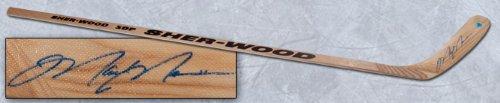 Mark Messier Edmonton Oilers Autographed Sherwood Hockey Stick