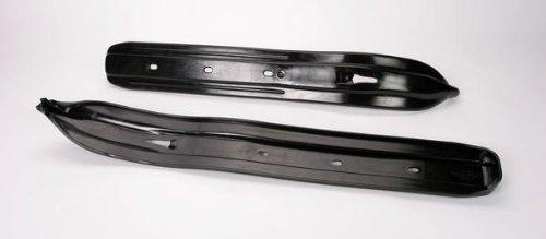 Motovan Ski Protectors - Black 008-9002