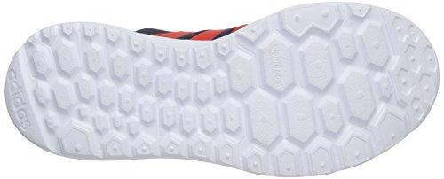 adidas Cloudfoam Sprint, Zapatillas de Deporte Exterior para Hombre Rojo / Blanco (Maruni / Rojbri / Ftwbla)