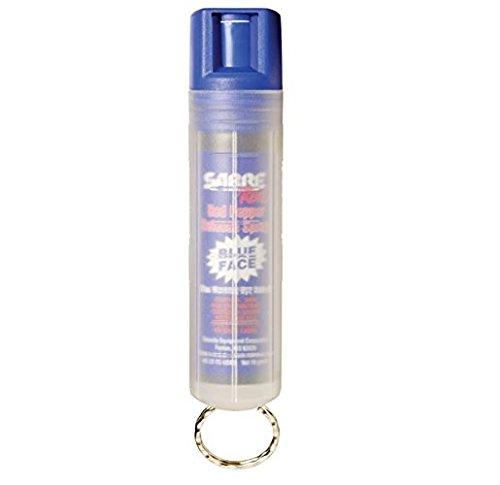 pepper spray blue dye - 1