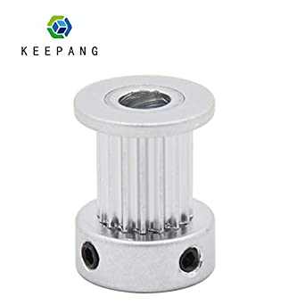 10pcs 16T GT2 Aluminum Timing Pulley With Tooth For DIY 3D Printer