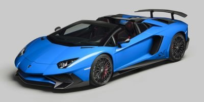2017 Lamborghini Aventador SV, Roadster, New Giallo Orion Pearl Effect