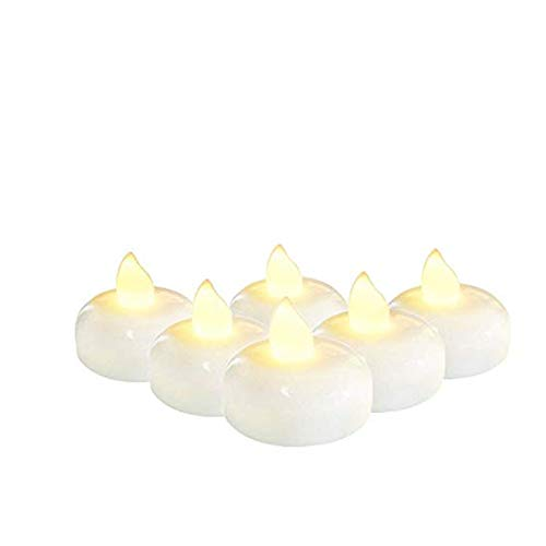Floating Led Candle Lights in US - 7