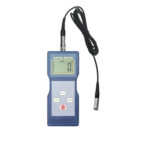 GAO-VIB-102 Vibration Meter with High Accuracy (Repeatable Measurement),Piezoelectric Transducer Sensor,5% of Reading+2 Digits Accuracy, Accelerometer,Bearing Condition Monitoring Function