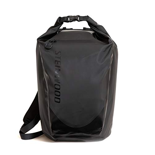ENKEEO 35LWaterproof Roll Top Backpack