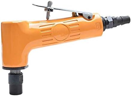 エア工具 肘空気圧彫刻機、105度の風ミル、ハンドヘルドL型風ミル 空気圧ツール
