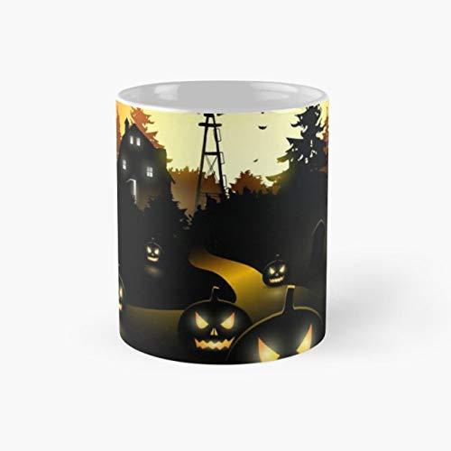 Halloween Movies 110z Mugs -