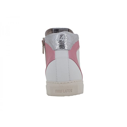 P448 E8STARC2 Pelle Rosa Donna Sneaker 0 Scarpe zaWTnRz