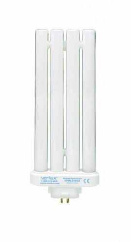 (6 Pack) Verilux 36W Natural Spectrum Replacement Compact Bulb - Verilux CFML36VLX