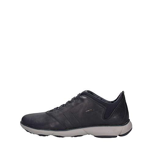 Geox U Nebula B, Sneaker Infilare Uomo Blu (Navy C4002)