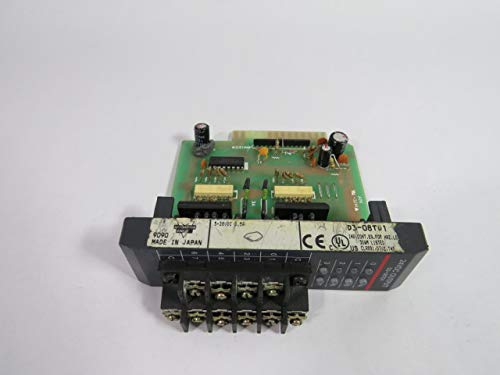 Automation Direct D3-08TD1 8 Point Current Sinking Output Module 5-24VDC