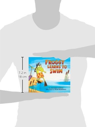 Froggy Learns To Swim (Turtleback School & Library Binding Edition) (Repertoire International de La Presse Musicale,)