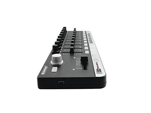 OMNITRONIC – Controller digitale MIDI FAD-9