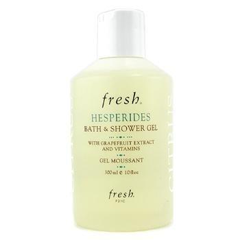 Fresh Shower Gel - Fresh Hesperides Grapefruit Bath & Shower Gel w/Citrus Fruit Extracts 10 fl. oz./300 ml