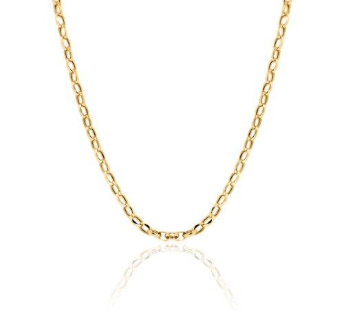 Carissima Gold - Chaîne - 1.14.5855 - Femme - Or Jaune 375/1000 (9 cts) 3.24 gr - 51 cm