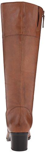 Women's Naturalizer Boot Riding Wide Calf Tan Harbor 8wSwdqB