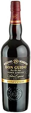 Vino Pedro Ximenez Don Guido 20 años de 50 cl - D.O. Jerez-Sherry - Bodegas Williams & Humbert (Pack de 1 botella)