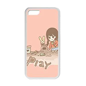 Play Girl With Toy personalized creative custom protective phone case for Iphone 6 plus (5.5)