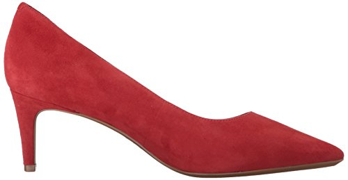 Nine West Women's SOHO9 X 9 Suede Pump Red release dates iiv4o6WK