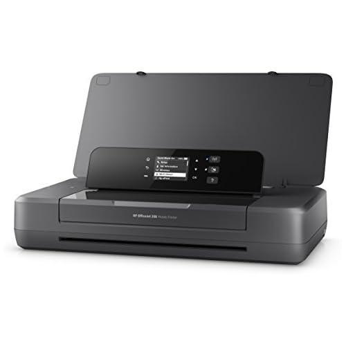 chollos oferta descuentos barato HP OfficeJet 200 Mobile Impresora portátil tinta color Wi Fi USB CZ993A