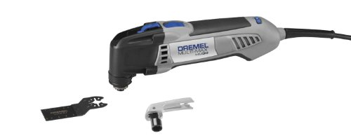 Dremel MM30 2.5-Amp Multi-Max Oscillating Tool Kit w/Accessories (Certified Refurbished) by Dremel (Image #4)