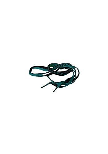 tubelaces TUBELACES SPECIAL FLAT black/turquoise