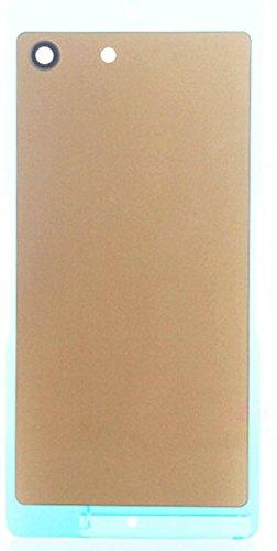 Housing Back Rear Battery Cover Case For Sony Xperia M5 E5603 E5606 E5653 E5663 E5643 E5633 (gold)