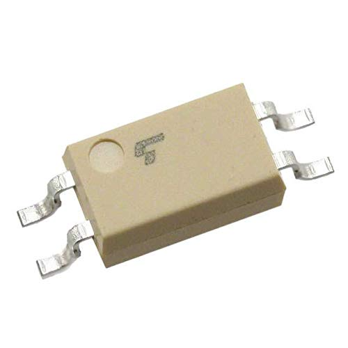 TLP293(BL-TPL,E Toshiba Semiconductor and Storage Isolators Pack of 100 (TLP293(BL-TPL,E)