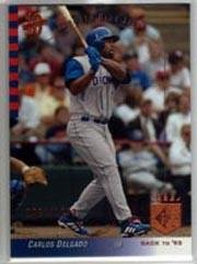 2003 SP Authentic Baseball Card #150 Carlos Delgado Near ()