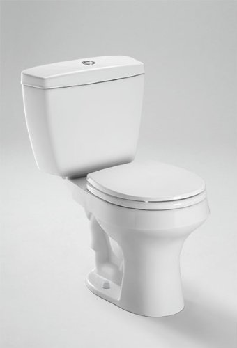 Toto CST406MF#01 Rowan Toilet Tank and Bowl, Cotton, 2-Piece