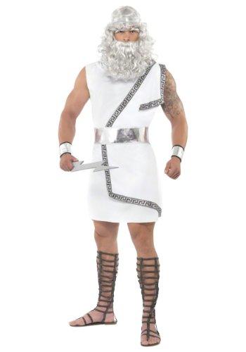Zeus Adult Costume - Medium