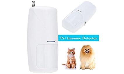 Detector infrarrojo de movimiento especial animales ...