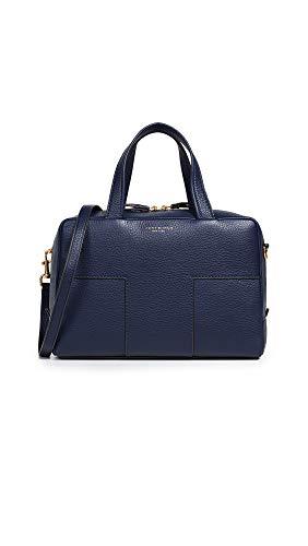 Tory Burch Navy Handbag - 9