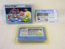Devil World [Famicom] {Japan Import} Nintendo