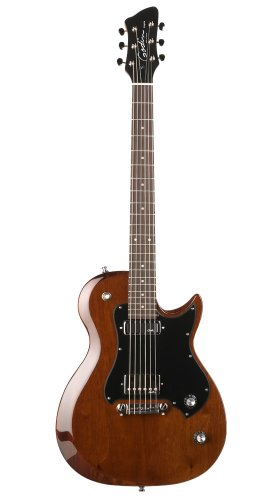 Godin Guitars Richmond 037902 Solid-Body Electric Guitar, Empire Mahogany