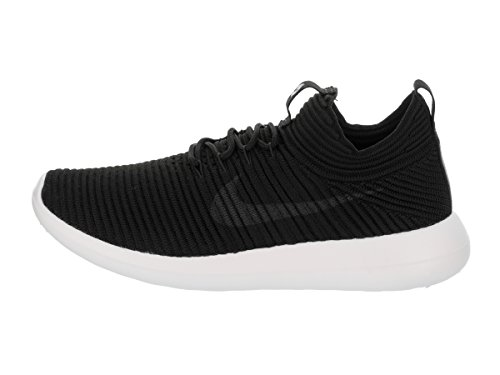 NIKE Women's Roshe Two Flyknit V2 Running Shoe Black/Anthracite-black-white get to buy cheap price cheap explore buy authentic online discount clearance online shop from china V093r