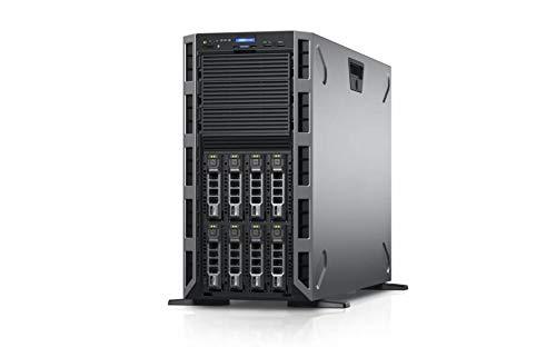 Dell PowerEdge T630 8 x 3.5 Hot Plug 2X E5-2680v3 Twelve Core 2.5Ghz 256GB 8X 2TB SAS H730 (Renewed)