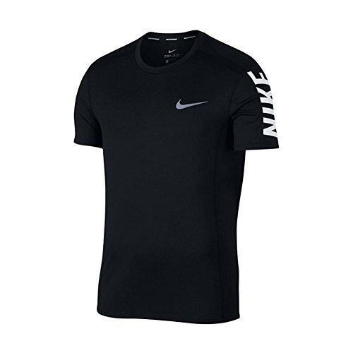 現実代替案記述するNIKE(ナイキ) 半袖Tシャツ メンズ クール マイラー グラフィック トップ ランニングシャツ 928378