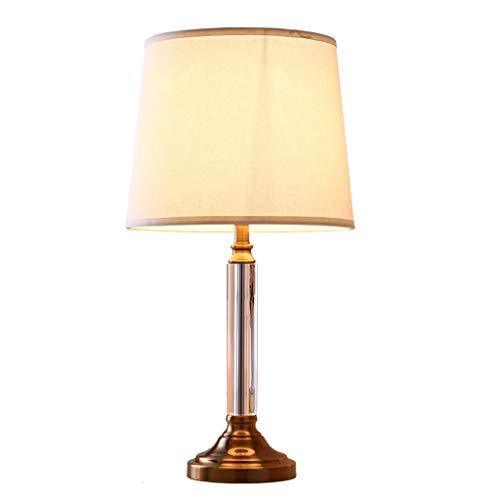 Lámpara de Mesa LITING Estilo Americano, Sala de Estudio, Sala de ...