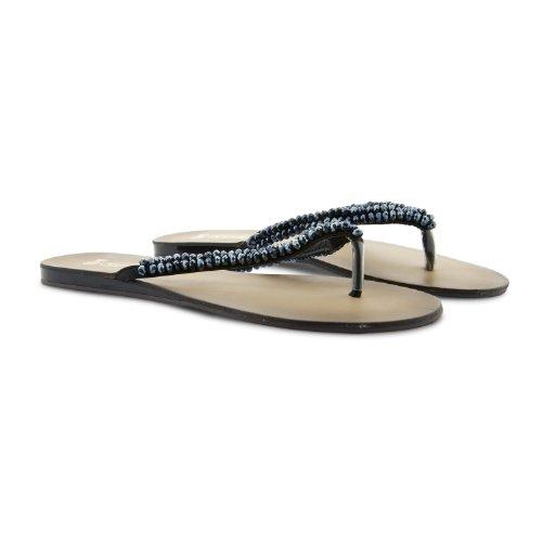 Footwear Sensation - Chanclas para mujer negro - negro