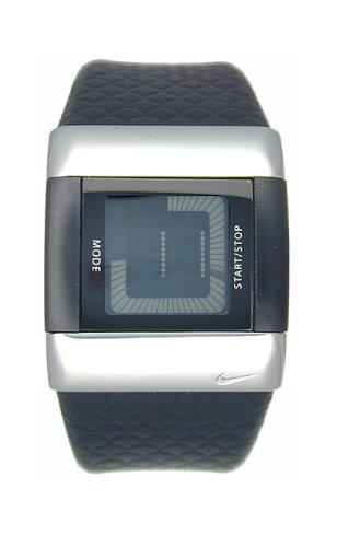 Nike Digital Wrist Watch (Nike Women's WC0027-024 Merge Uplift Black Digital Watch)