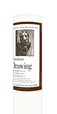 Strathmore Drawing #100 Smooth 42X10Yd Roll