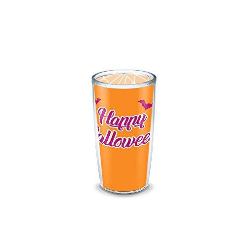 Tervis Halloween Orange Background 16 ounce Drinkware]()