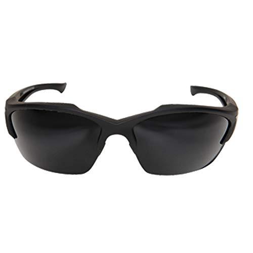 Edge Tactical Eyewear SG61-G15 Acid Gambit Matte Black with G-15 ()
