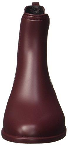 Lemon Jelly Damen Splash Chelsea Boots Rot (Wine Mate)