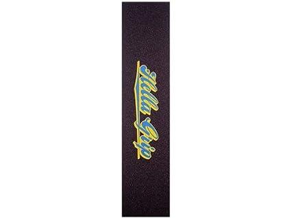 Amazon.com: Hella Grip Tape Classic, color azul y amarillo ...