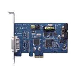 (GeoVision GV800-16 | 16 Channel 120FPS CIF (60FPS D1) PC PCI Express DVR Video Capture Card)