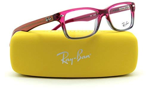 Ray-Ban RY1531 JUNIOR Square Prescription Eyeglasses RX - able 3648, (Discount Ray Ban Eyeglasses)